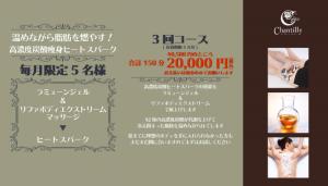 シャンティー限定スペシャルコース